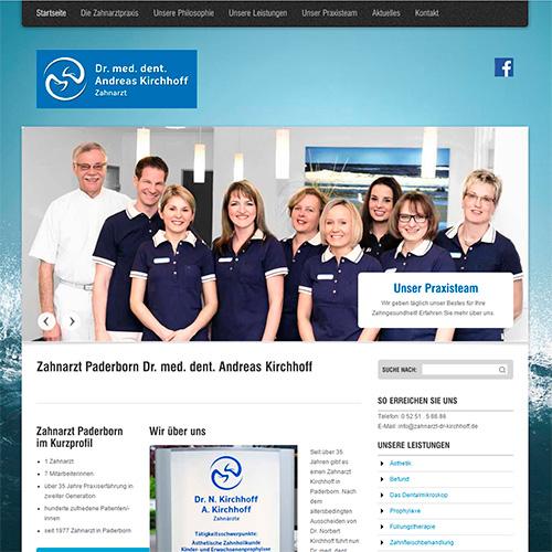 Zahnarzt Dr. med. dent. Kirchhoff