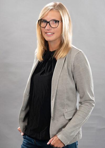 Simone Hageresch: Assistentin der Geschäftsführung